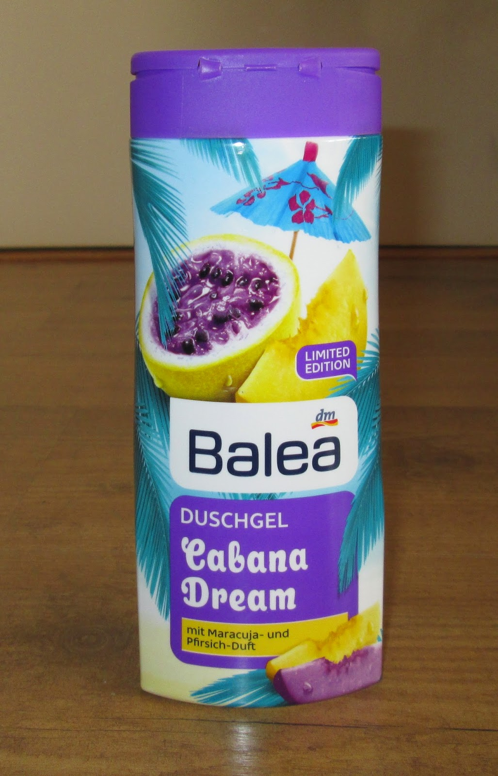 beautyful blog by pampashase review balea duschgel. Black Bedroom Furniture Sets. Home Design Ideas