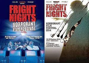 Horrorant Film Festival 'FRIGHT NIGHTS'