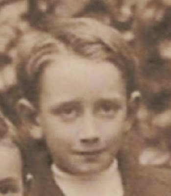 Manuel Tobella i Adroher en su infancia