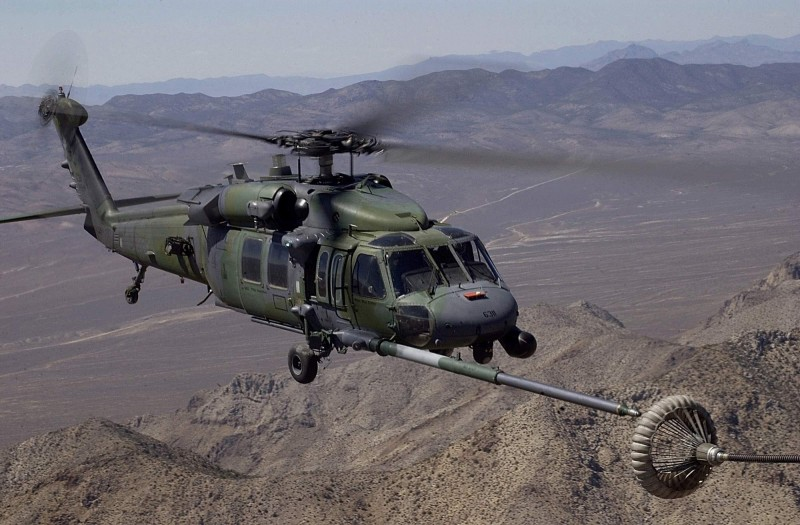 HH-60G Pave Hawk Medium-lift Helicopter