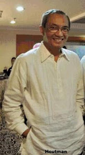 Biografi Houtman Zainal Arifin, Profil,