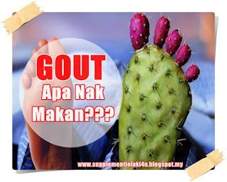 atasi masalah gout
