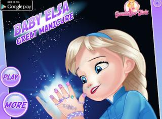 jogos-de-manicure-bebê-elsa-manicure