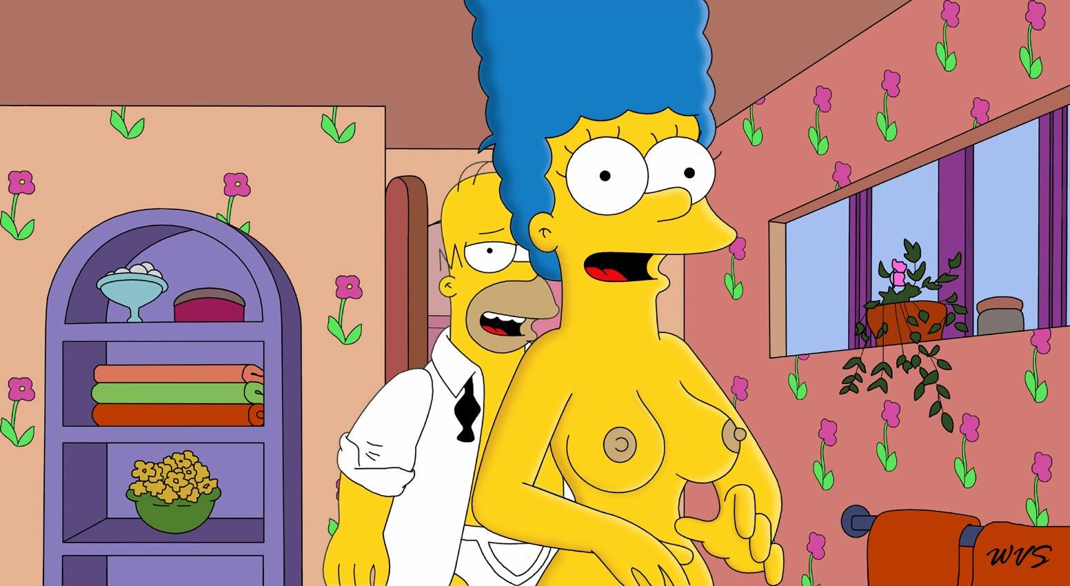 Симпсоны порно бесплатно 24 фотография