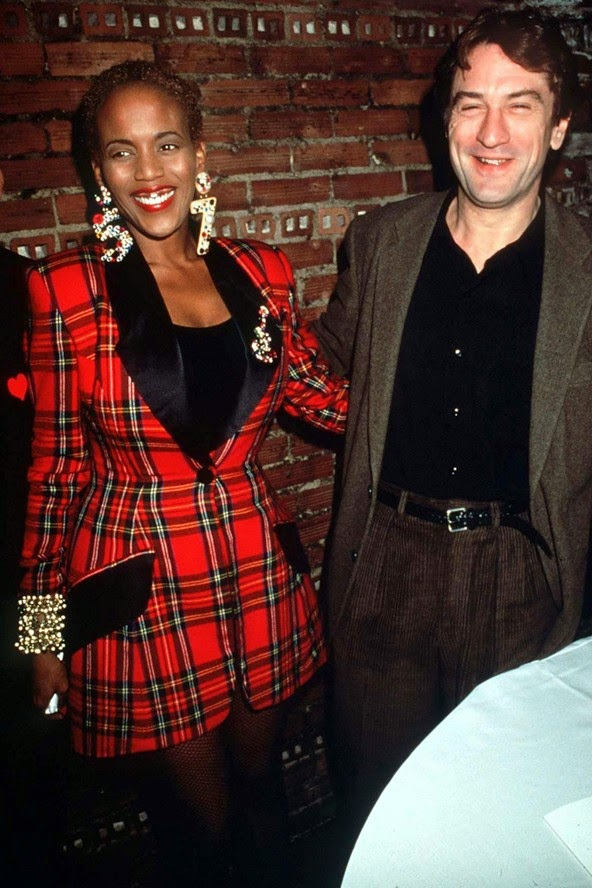 Robert De Niro and Toukie Smith dated in the '90s and had twin boys
