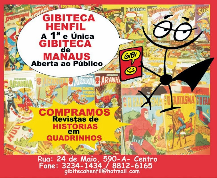 GIBITECA HENFIL - AMAZONAS