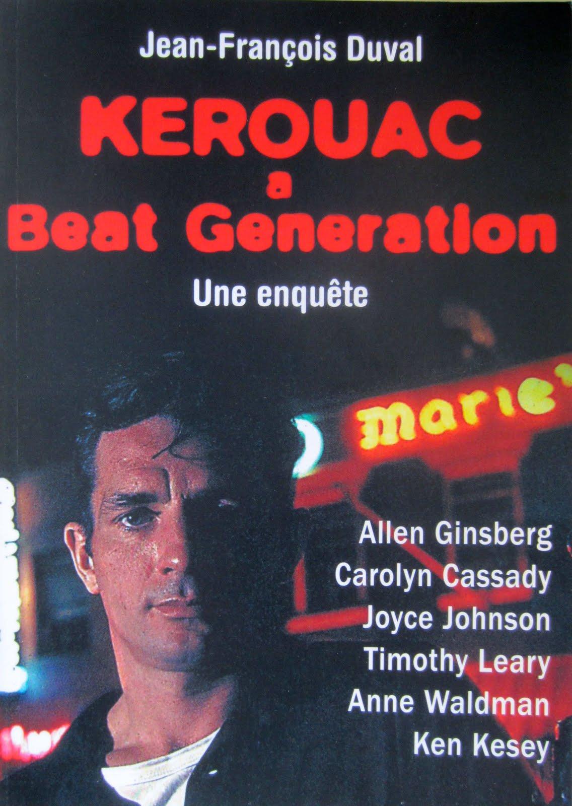 «Kerouac a Beat Generation», éd. tchèque, 2014.
