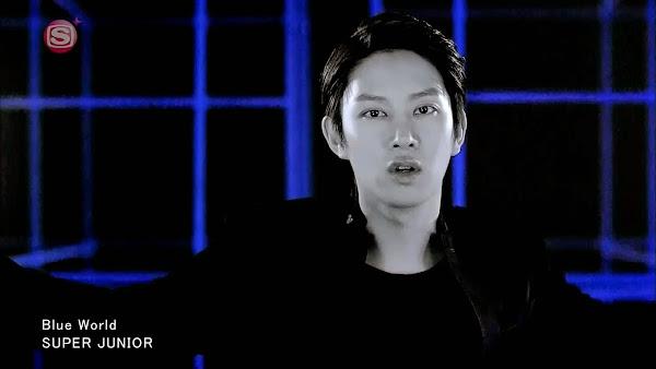 Super Junior Blue World Heechul