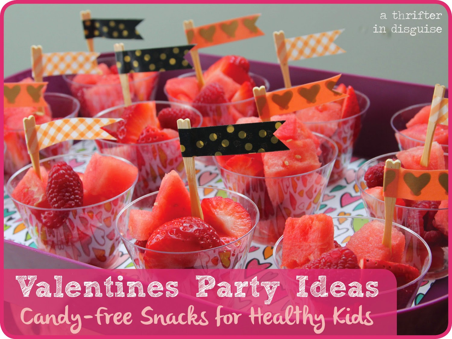 Candy-Free Valentines Ideas