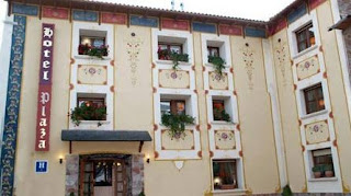 Hotel Plaza Castejón de Sos.