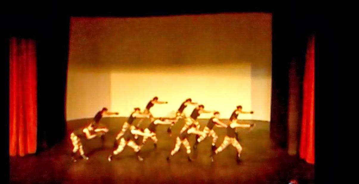 Jazz de prepa 1 uaem concurso inter dance 2013 for Mural prepa 1 uaemex