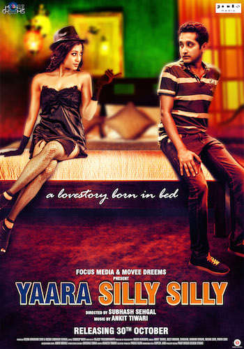 Yaara Silly Silly 2015 Hindi 480p WEB HDRip 300mb