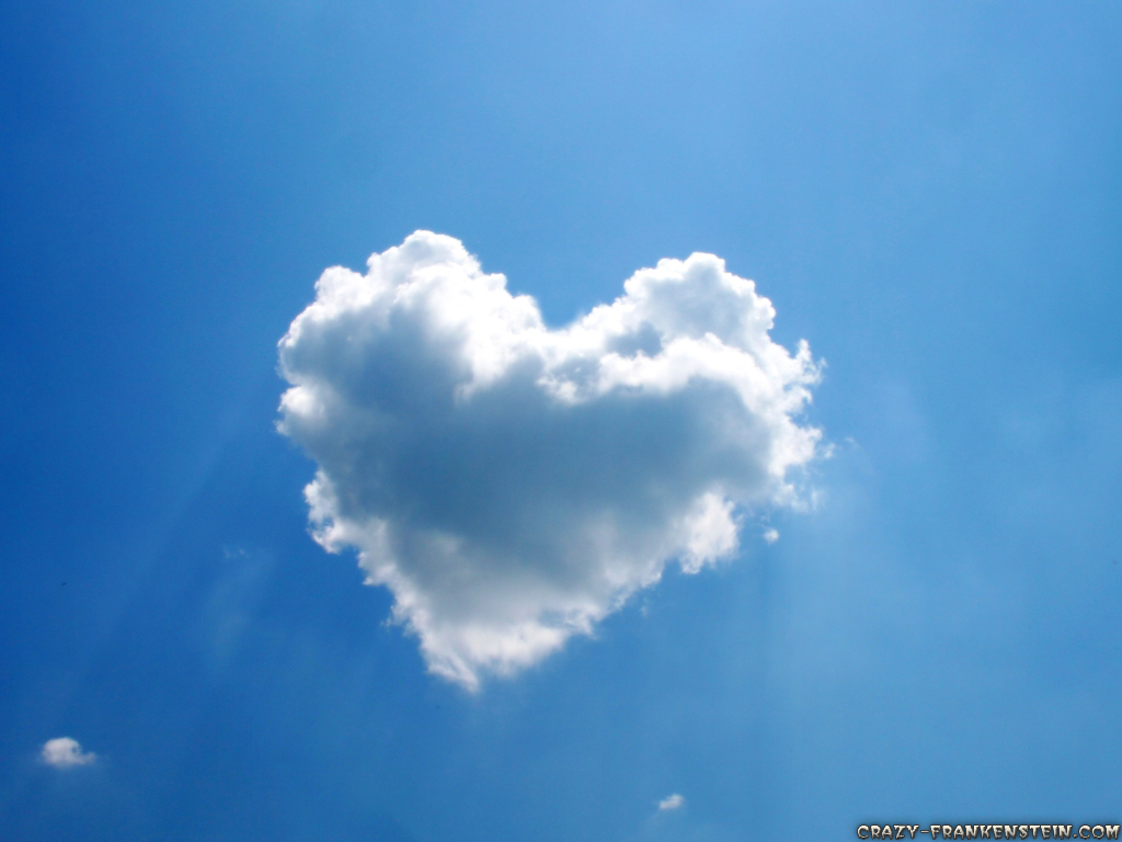free download love cloud wallpapers wallpapers area