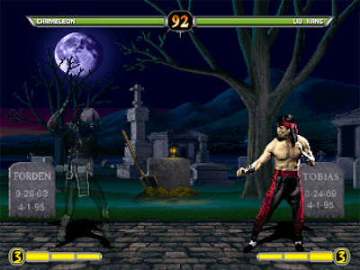 Mortal Kombat Ultimate HD Pc