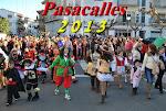 PASACALLES 2013