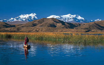 EL LAGO TITICACA