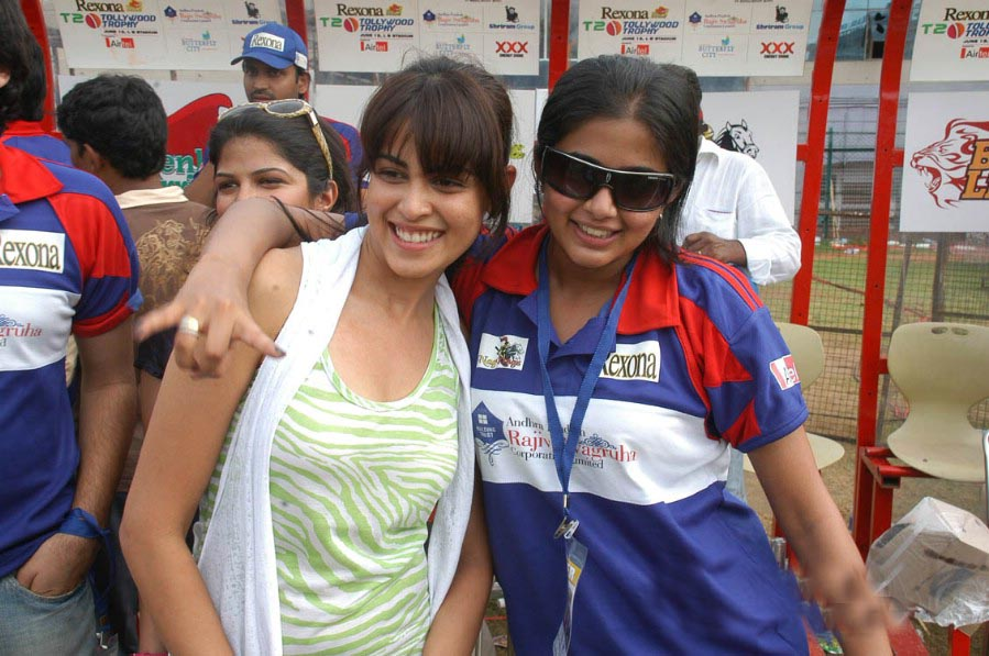 Genelia DSouza1 - Genelia D'Souza at MCC Cricket Event