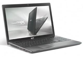Laptop Acer Aspire TimelineX