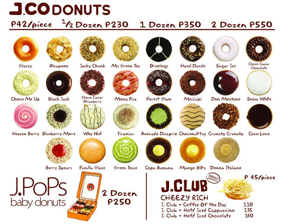malaysia outlet with Jco Donuts And Coffee To Open Soon on Lady Peep 1 further  in addition Grounding Sheets earthing throw additionally Papparich Singapore Weekday Buy 1 Get 1 further Bathtub Gallery.