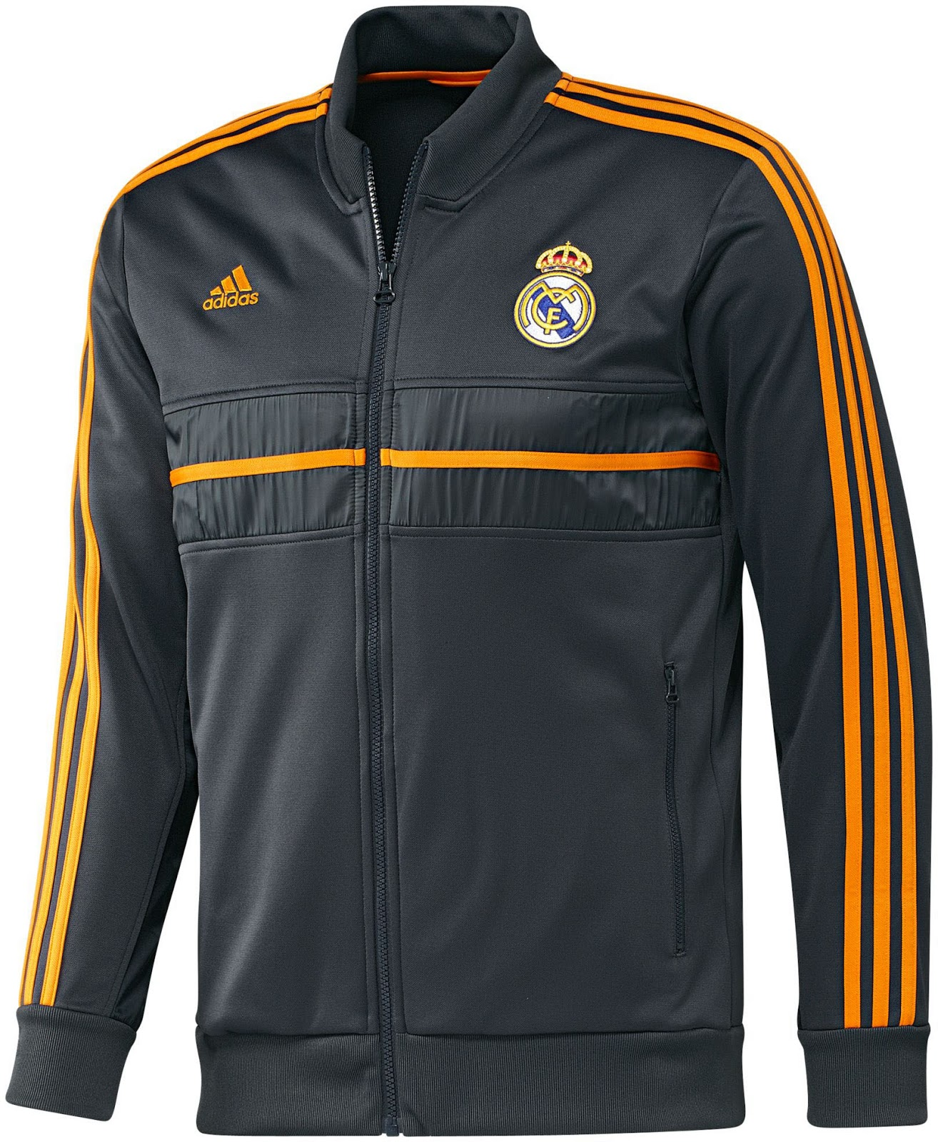 real madrid 13 14 2013 14 training kit athem jackets. Black Bedroom Furniture Sets. Home Design Ideas