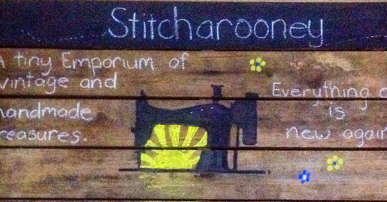 Stitcharooney