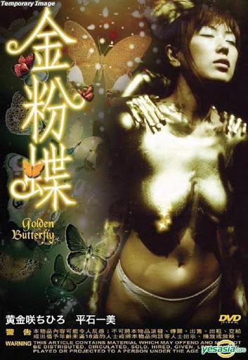 Bướm Xinh - Bướm Vàng - Golden Butterfly