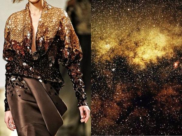 Desfile de moda inspirado na beleza dos elementos da Natureza