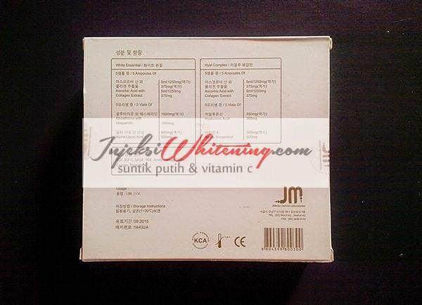 EGF Prowhite Original White Essential Asli