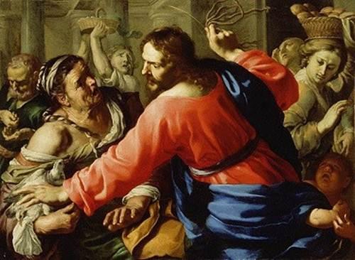 Điều Gì Làm Chúa Giêsu Nổi Nóng?