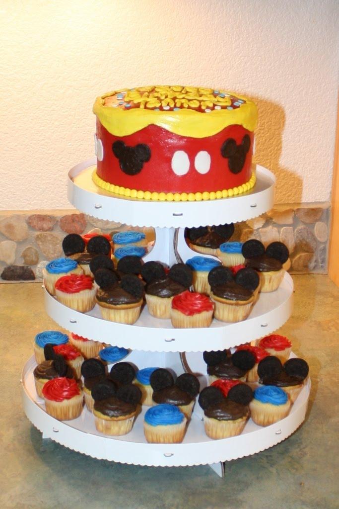 Party Cakes April 2011