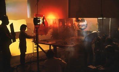 E.T. Kamera Arkası