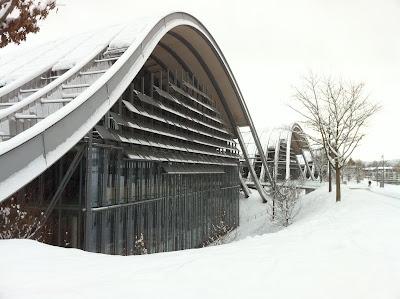 Zentrum Paul Klee - In Bern, Switzerland
