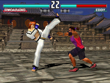 Tekken 3 Game - Free Download Full Version For Pc