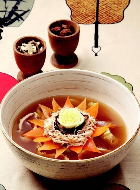 Samulchogyu soup