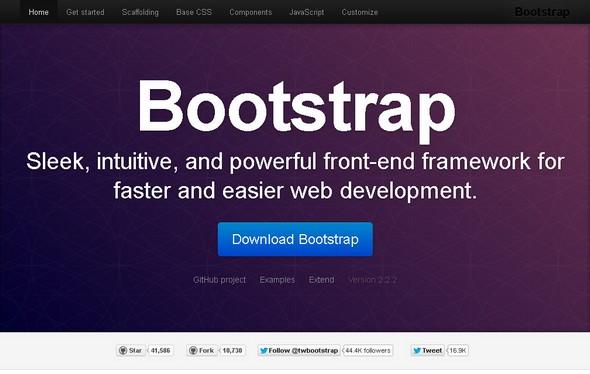 Twitter BootStrap Responsive Framework