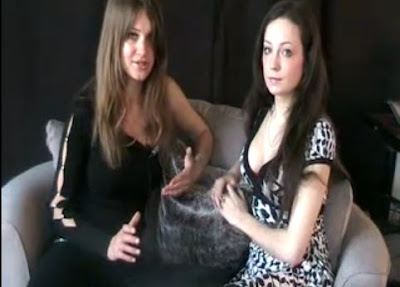 how to know when a woman is interested in you, does she find you attractive, does she want to sleep with you, kezia noble and sister wing girl hadassa noble - sexy pua coach female pick up artist