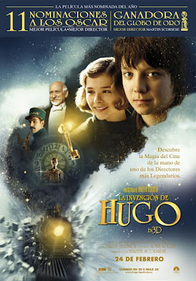 Hugo 2011 DVD R1 NTSC Latino