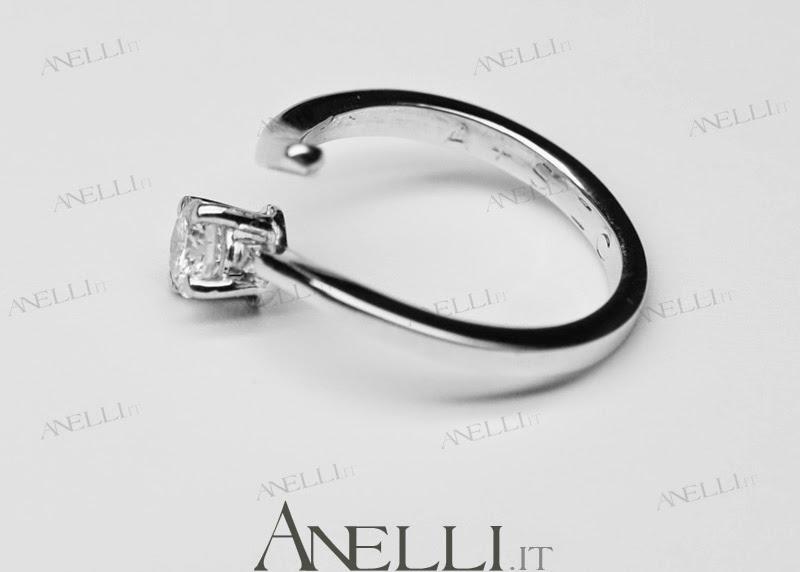 Bien connu Anelli solitario, il modo giusto per dichiarare il proprio Amore  PX73