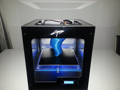 Check Cyrus : DIY open source 3D printer