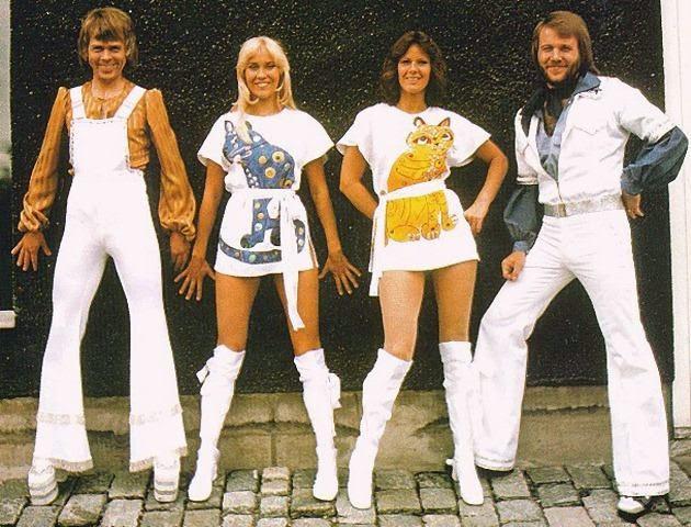 ABBA, anni '70