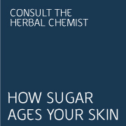 Consult the Herbal Chemist - Sugar and your skin