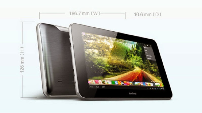 Tablet Ainol Fire Octa core com 3g
