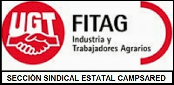 Sección Sindical Estatal FITAG-UGT CAMPSARed
