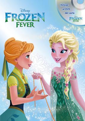 LIBRO - Frozen Fever : Libro y DVD (Disney - 5 noviembre 2015) | Comprar en Amazon España