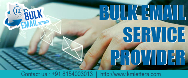 Bulk Email Services in Delhi