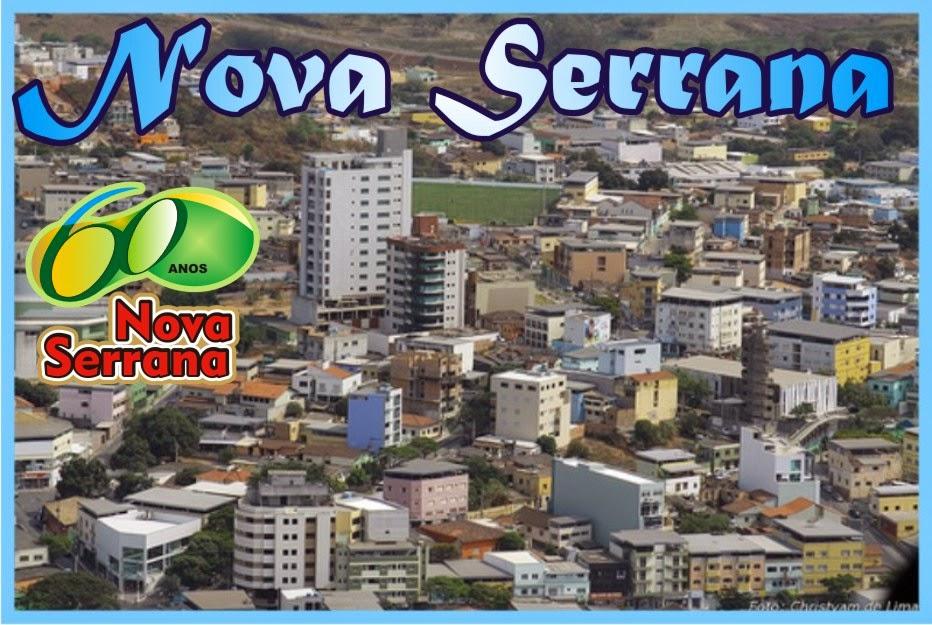 Vista Parcial do Centro de Nova Serrana