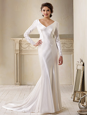 Alfred Angelo Bella's Bridal Gown