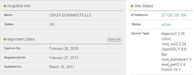 Domain Gratis 5 Tahun