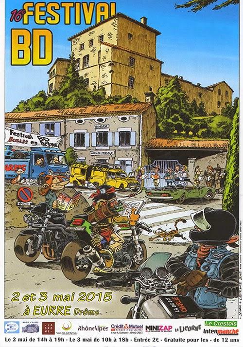 16ème festival BD d'Eurre