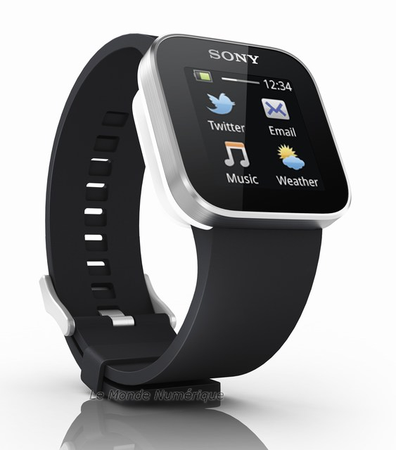 digital eyes smartwatch les montres du futur. Black Bedroom Furniture Sets. Home Design Ideas